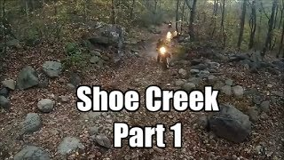 Dual Sport Adventure: Shoe Creek Jeep Trail