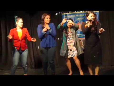 Nepalese Cultural and Musical Evening 2015 in Oslo, Norway
