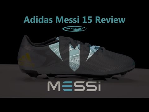 Adidas Messi 15 Review