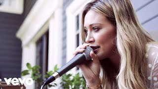 Клип Hilary Duff - Tattoo (acoustic)