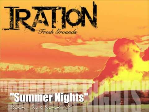 """Summer Nights (remastered)"" - Iration - Fresh Grounds EP"