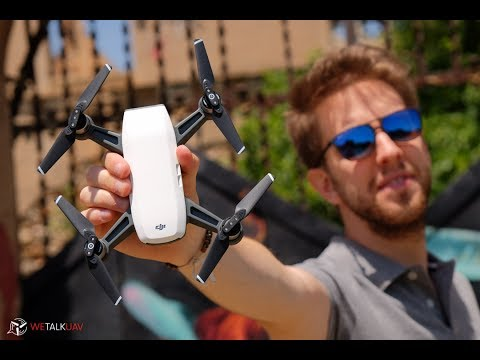 DJI SPARK REVIEW  !! All you need to know in depth