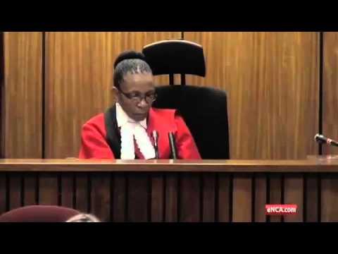 Oscar Trial: The Media formed a platform of abuse - Dr Hartzenberg
