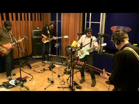 "Eels performing ""Wonderful, Glorious"" Live on KCRW"
