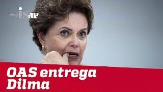 OAS admite cartel e entrega Dilma Rousseff