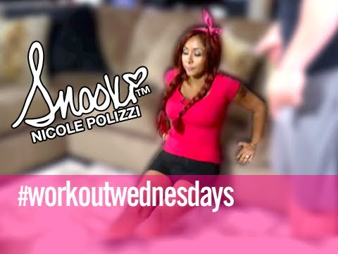 Upper Body Push - Workout Wednesday Home Edition w/ Snooki