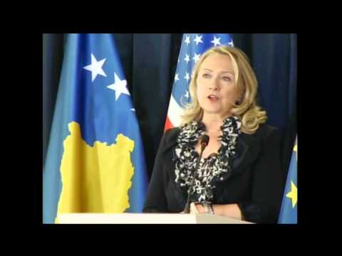 Secretary Clinton Delivers Remarks With EU High Representative Ashton