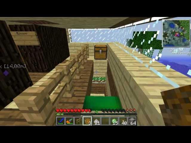 """Minecraft MP LP 11 - Napiš stokrát: """"Nebudu točit dlouhá videa!"""""""
