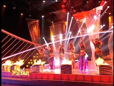 Budi Buha Bomba, dans oriental de senzatie pe scena Next Star!