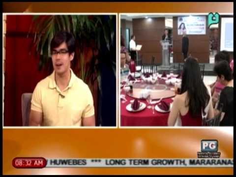 GMB: Panayam kay Ms. Frances Cham, kaugnay sa Miss Chinese COSMOS [08/21/14]