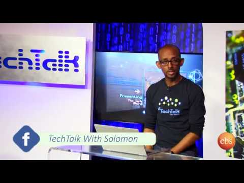 TechTalk with Solomon Season 13 Ep 04: Latest Tech News