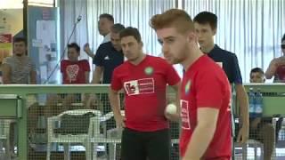 Campionato Europeo U18 2017 - Raffa 1/5