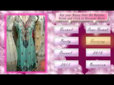 Indian Suits Online & Pakistani Fashion Designer Dresses in 2013