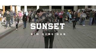 [KPOP DANCE IN PUBLIC] BTS V - Singularity + Kim Dong Han (김동한) - SUNSET   Risin'Star Dance Cover