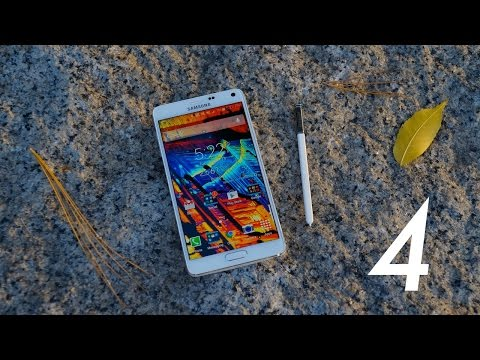 Samsung Galaxy Note 4 Review: The Best of What's Big