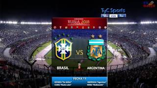 Brazil vs Argentina 10-1 Brazil 10 -1 Argentina must be watch