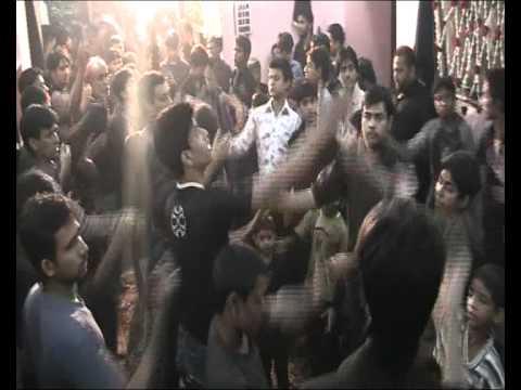 Nauha Khwani - Halqe Ka Matam - 9th Moharram 1433 H - Kolkata Azadari 2011