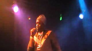"Smoke Dza Performs ""Divine Music"" @ Smoker's Club Tour In Seattle"