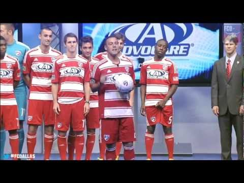 FC Dallas at the 2012 AdvoCare Success School