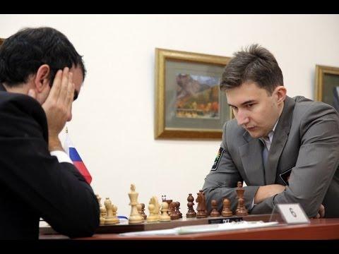 Ajedrez comentado, Dominguez-Karjakin FIDE Grand Prix Tashkent 2012
