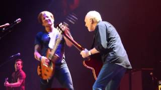 """Keith Urban Video - Keith Urban and Peter Frampton with The Beatles, """"Get Back"""" in Nashville 2/1/14"""