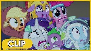 The Apple Family Haunted Maze - MLP: Friendship Is Magic [Season 5]