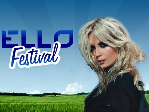 Полина Гагарина - Выступление на ELLO Fest