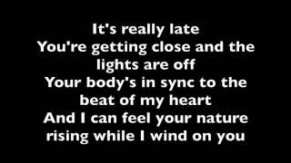 Ciara - Dance Like We're Making Love Lyrics 4.28 MB