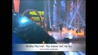 Parada - Anika Horvat - Ko mene več ne bo