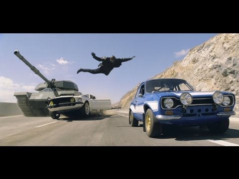 Fast & Furious 6 - Big Game Spot