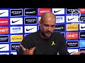 Pep Guardiola On Old Trafford [video]