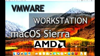VMWARE WORKSTATION PRO 15   MAC OS 10.13 (AMD-PC) INSTALLATION