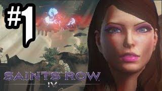 Прохождение игры saints row 1 на xbox 360 видео