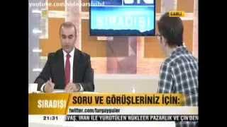 Sıradışı 19.11.2013 Ömer Özkaya -  Aytunç Altındal Zehirlendi mi ?