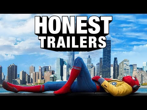 Honest Trailers - Spider-Man: Homecoming thumbnail