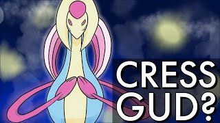 MOONBLAST BUFF CRESSELIA BATTLES | GO BATTLE LEAGUE