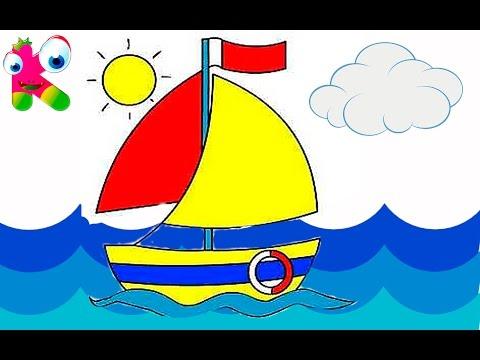 Canciones Infantiles - Белые кораблики