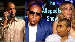 The Allegedly Show: Jussie's Phone Call, Kevin Hunter Apologizes to Wendy + Celebrity Tea