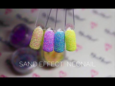 SAND EFFECT Nowe Pyłki Od NeoNail ❤️