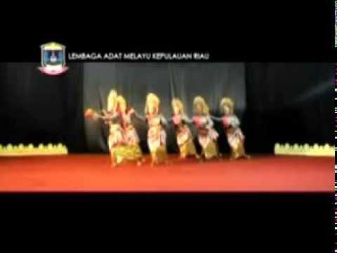 Tari Persembahan Melayu 2012 Lam Kepri video