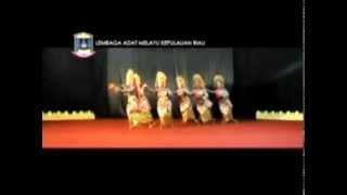 Tari Persembahan Melayu 2012 LAM Kepri