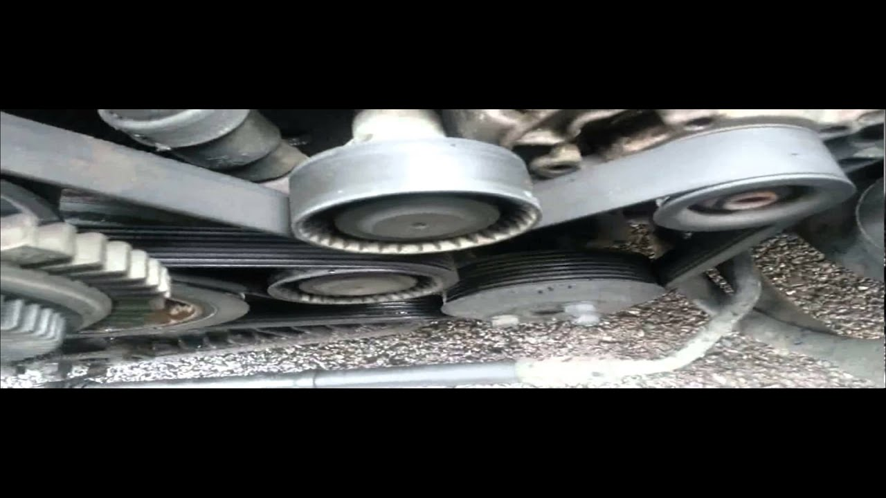 Replacing Water Pump On Bmw E39 535i 540i M62 V8 Youtube