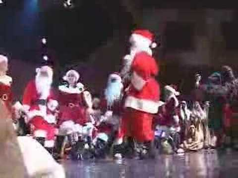 Christmas Noel - Santa Claus Jingle Bells - St Mary Toronto