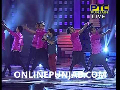 Kailash Kher Live At PTC Punjabi Music Awards 2013