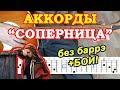 Соперница Аккорды Алена Швец Разбор песни на гитаре Бой Текст mp3