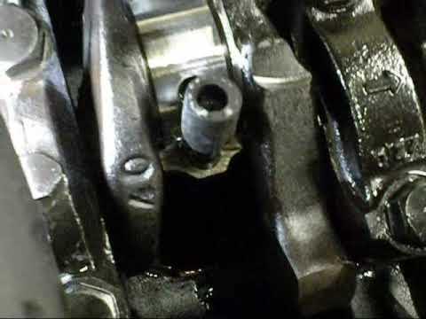 engine strip down