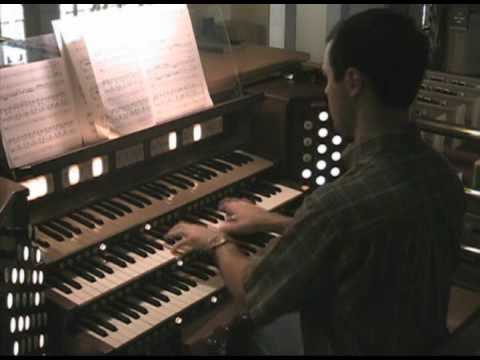 Toccata on St Anne