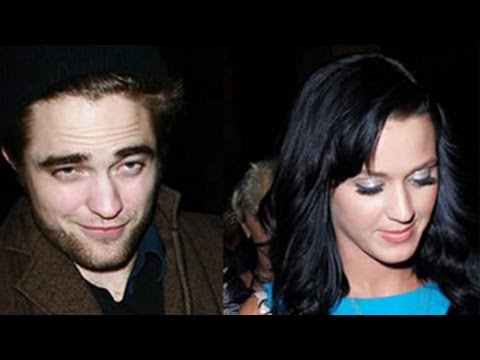 Robert Pattinson Dating Katy Perry?