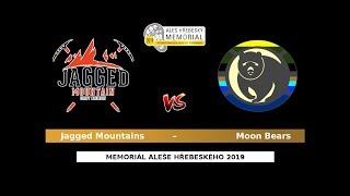 39 - Blue QF2: Jagged Mountains – Moon Bears