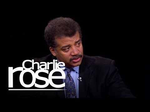 Neil deGrasse Tyson: Asteroids 'A Shot Across Our Bow' (May 25, 2015) | Charlie Rose